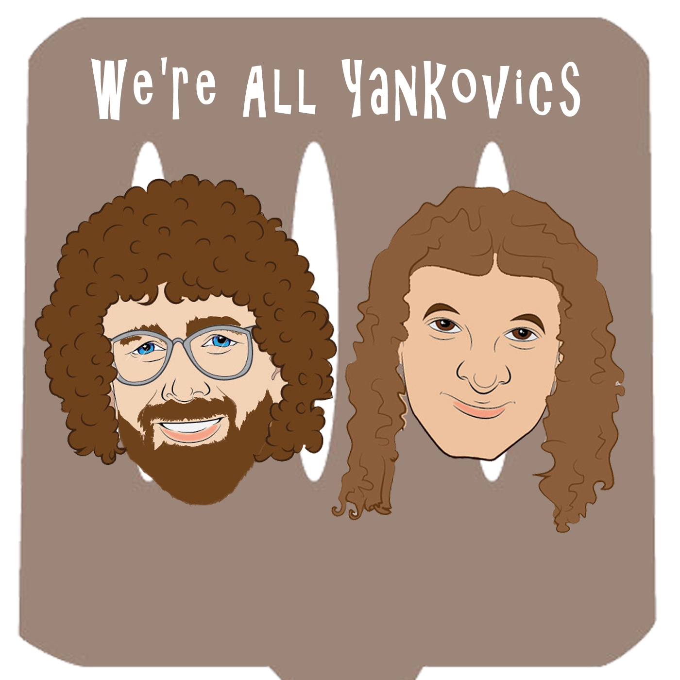 We're All Yankovics Logo